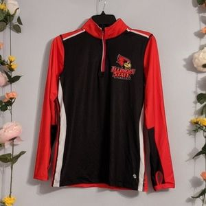 Illinois State University Varsity Half- Zip